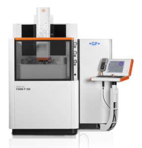 Agie Charmilles P350 with 3R Automation Robot Cell with 80 Tool & 8 pallet Changer